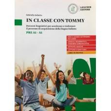 IN CLASSE CON TOMMY -PRE A1-A1
