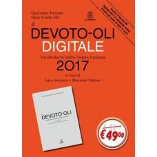 Il Devoto-Oli Digitale 2017. Vocabolario della lingua italiana