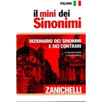 IL MINI DEI SINONIMI. Dizionario dei sinonimi e dei contrari.