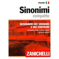 SINONIMI COMPATTO. Dizionario dei sinonimi e contrari.