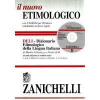 IL NUOVO ETIMOLOGICO + CDROM (sesta edizione)