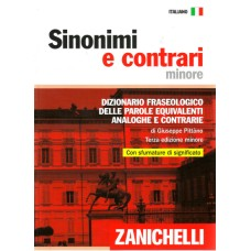 SINONIMI E CONTRARI MINORE (terza edizione)