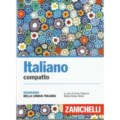ITALIANO COMPATTO (4ED) Dizionario della lingua italiana.