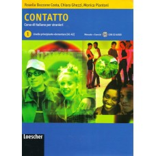 CONTATTO - Volume 1 + CD audio