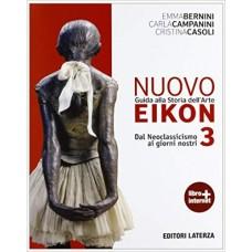 Nuovo Eikon. Guida alla storia dell'arte. Per le Scuole superiori. Con espansione online: 3