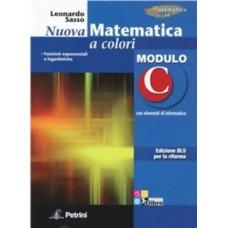 Nuova matematica a colori. Modulo C. Con elementi di informatica. Ediz. blu per la riforma.