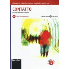 CONTATTO - Volume 2B + CD audio