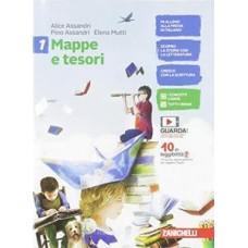 Mappe e tesori 1 + Alla scoperta dei classici