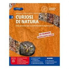 Curiosi di natura – V2- Corso di scienze per la scuola secondaria