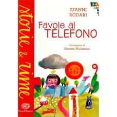 Favole al telefono (Ed. illustrata)