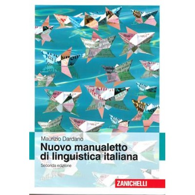 Nuovo manualetto di linguistica italiana